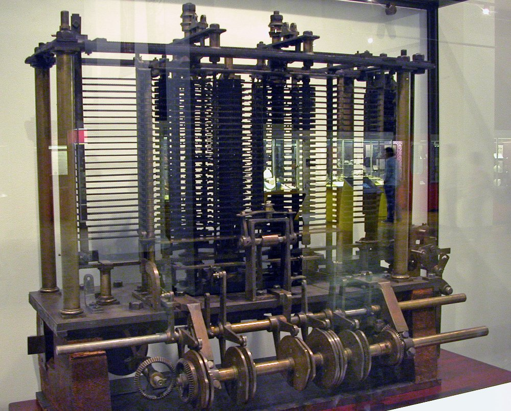 incomplete analytical engine